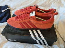 Adidas x CP Company Tobacco - UK 12.5 - Red - in box