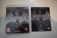 dragon age 2 II bioware signature edition ps3 ps 3 playstation 3