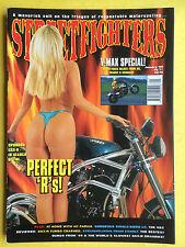 STREETFIGHTERS - Extreme personnalisé MOTO MAGAZINE - Numéro 71 janvier 2000