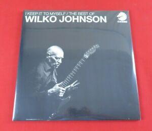 Wilko Johnson I Keep It To Myself - The Best Of Wilko Johnson (New & Sealed) LP