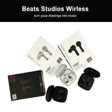 Beats Wireless Pro In Ear Sports Earphones Bluetooth Earbuds with Charger Box