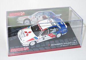 1/43 Mitsubishi Galant VR-4  1000 Lakes Rally Finland 1989  M.Ericsson