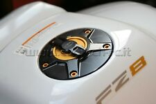 Tappo Serbatoio Benzina Sgancio Rapido Aftermarket Fast Release Fuel Tank Cap