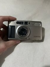 Contax Tvs 35mm Point & Shoot Film Camera