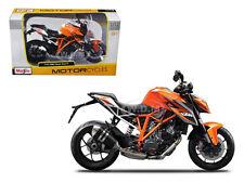 KTM 1290 SUPER DUKE R ORANGE 1/12 MOTORCYCLE MODEL BY MAISTO 13065