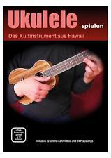 "Classic Cantabile Ukulelenschule ""ukulele Spielen"" umfangreiche Übungen Videos"