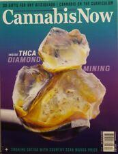Cannabis Now Dec 2018 Jan 2019 Inside THCA Diamond Mining FREE SHIPPING CB