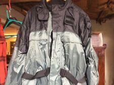 First Gear Motorcycle Rain Jacket Men's X LargeNylon Waterproof Riding Gear EUC