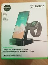 Belkin Charging Dock for iPhone and Apple Watch