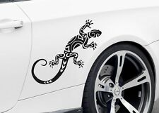 Maori Lizard Gecko Car Decal Vinyl Sticker Tribal Adhesive Graphic