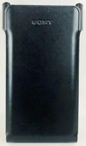 Sony CKL-NWWM1 Leather Case for WALKMAN NW-WM1A NW-WM1Z From Japan