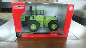 BRITAINS 42607 CASE IH AGRICULTURE STEIGER PANTHER TRACTOR  1/32 SCALE