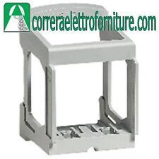 Adattatore per installazione serie MATIX su barra DIN35 BTICINO F80CMT