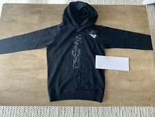 SAINT LAURENT Revolver Smoke hoodie made in Italy Brand new with tags Medium M