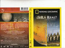 Sera Real-Vida En Marte/Antiguos Astronautas-2009-National Geographic-DVD