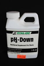 Ph-Down /Acid loving, nutritional supplement for plant, bonsai plant , tool 8 0z