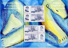 EMISSION COMMUNE FRANCE GROENLAND EXPLORATEUR FRANCAIS CHARCOT N° P4110