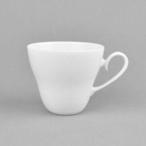 1 x Kaffeetasse - Rosenthal Romanze - Classic Rose - weiss - Björn Wiinblad