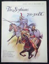 The Scythians 700-300 BC Osprey Men-at-Arms #137 1st ed. 1983 FINE