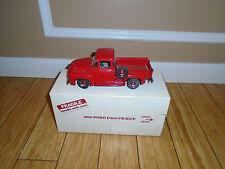 Danbury MInt 1956 Ford F-100 Pick Up Truck 1:24 Diecast in Box