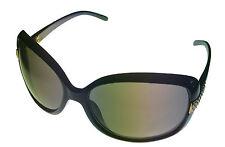 Esprit Sunglass Black Plastic Fashion Rectangle, Gradient Lens ET19261 538