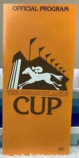 1986 The Meadowlands Cup Meadowlands Racetrack Broad Brush Angel Cordero Jr