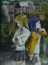 My-Hime 6 The Obsidian Prince Awakens Collapse Love and Friendship Heartlessness
