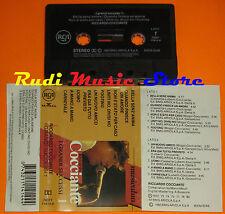 MC RICCARDO COCCIANTE I grandi successi 1 1992 italy RCA cd lp dvd vhs