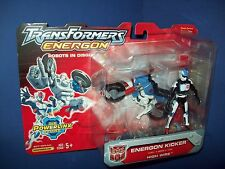 TRANSFORMERS RIB - ENERGON KICKER with High Wire Figure  MOC NIB