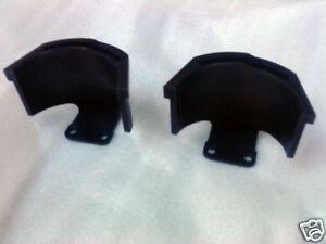 JDM SUBARU WRX STi headlights RHD to LHD conversion shields