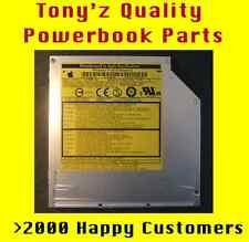 """Powerbook G4 17"""" A1052 A1085 A1107 1.67GHz DVD SuperDrive UJ-845-C SUPER 845CA"""