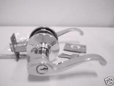 Entrance  door lock & lever handle  50V ( Chrome )
