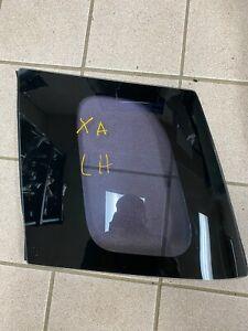 2004-2007 TOYOTA SCION XA LEFT DRIVER SIDE REAR QUARTER GLASS W/ PRIVACY