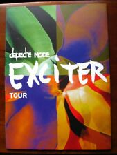 Depeche Mode Tour Book Exciter Tour
