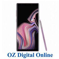 "NEW Samsung Galaxy Note 9 Dual Sim N960FD 128GB Purple 12MP 4G 6.4""UnlockedPhone"