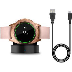 For Samsung Galaxy Watch 42mm 46mm SM-R800 R805 R810 R815 2021 USB Charger Dock