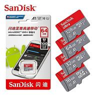 Carte Mémoire Micro SD ✓  SDHC 32 64 128 200 256 400 Go Gb  ✓Original Sandisk ✓