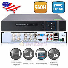 New 8CH Channel Digital Video Recorder 960H HDMI DVR For Security CCTV Camera VP