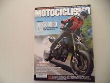 MOTOCICLISMO 5/2008 HONDA CB 1000 R/DUCATI MONSTER 696/BENELLI TNT/BRUTALE 1078