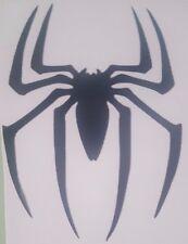Spider-Man Logo Sticker Vinyl Decal Choose Size/Color