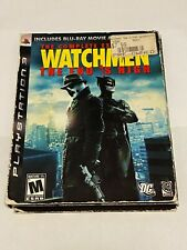 Watchmen The End is Nigh PS3 GAME ONLY NO DVD