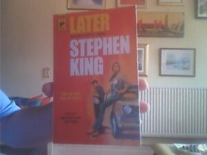 Later-Stephen King Paperback English Titan Books 2021