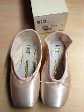Aspiration Bloch Pointe Shoes S0105L Size 5.5B NIB