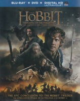 The Hobbit - The Battle Of The Five Armies (Bl New Blu