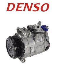 Mercedes W203 W209 W215 W220 CL500 S430 S55 A/C Compressor With Clutch DENSO OEM