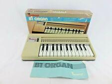 Bontempi B1 Battery Organ With Manual and Original Box