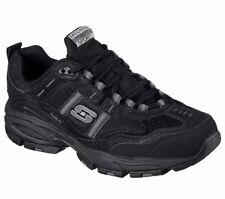 Skechers 51241 Men's Vigor 2.0 Trait Athletic Training Shoes Black