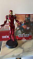 Hot Toys PPS 003 Iron Man Captain America Civil War 3 Mark 46 XLVI Power Pose