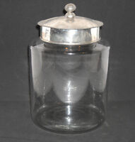 Great Early Blown Apothecary Jar Druggist Jar Store Jar Ebay