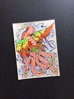 """Rise Of The Phoenix"" Original Painting"
